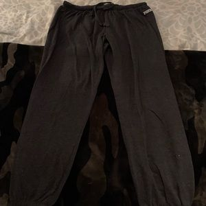 Vs PINK Grey Sweatpants